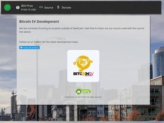 https://nextcash.tech/?view=recent_blocks