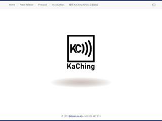 https://kaching.cards