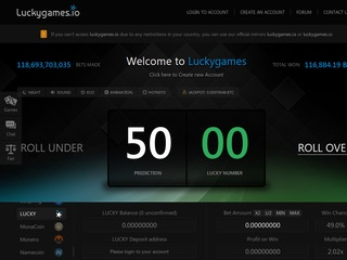 http://luckygames.pro