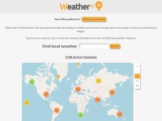https://weathersv.app